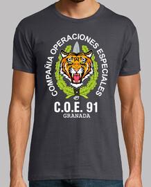 91. grenade  tee shirt  coe mod.2
