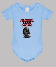 9 months dark side baby