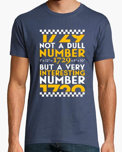 1729 t-shirt