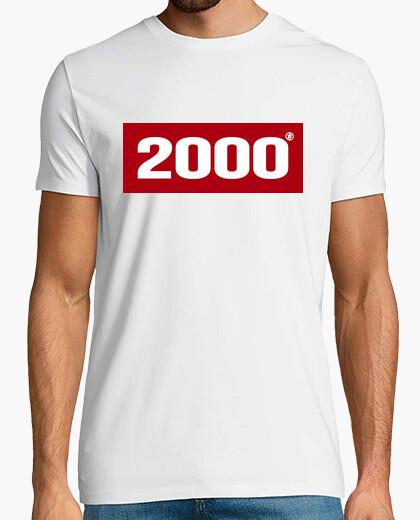 T-shirt 2000