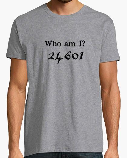 Camiseta 24601