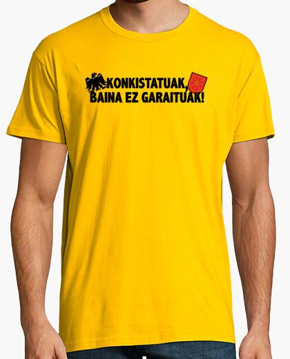 T-shirt ... baina ez garaituak!
