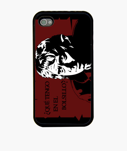 Funda iPhone  Bilbo iPhone4