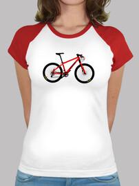 © cannondale hommage efedefunko réseau - femme, le baseball, le style blanc et rouge