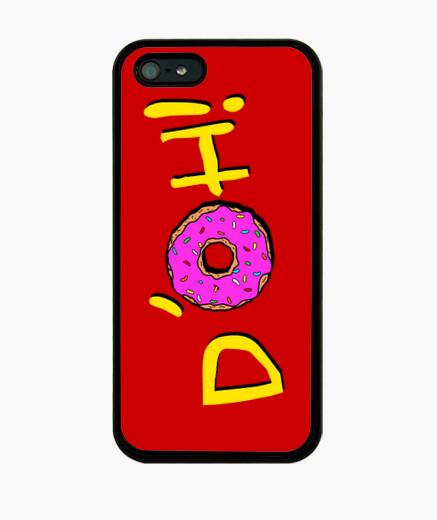: doh! iphone cases