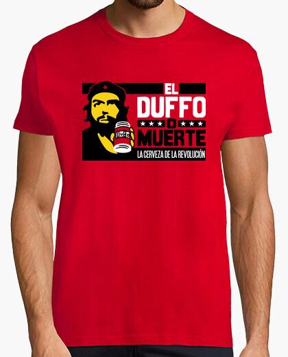 : El Duffo o Muerte t-shirt