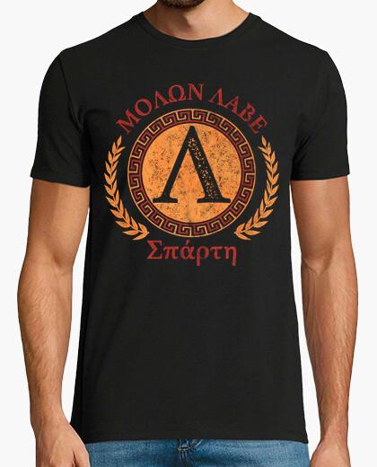 Camiseta Σπάρτη (Esparta)
