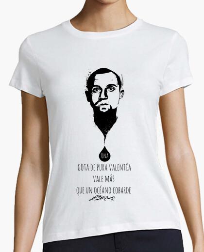 Tee-shirt  femme  - miguel hernandez