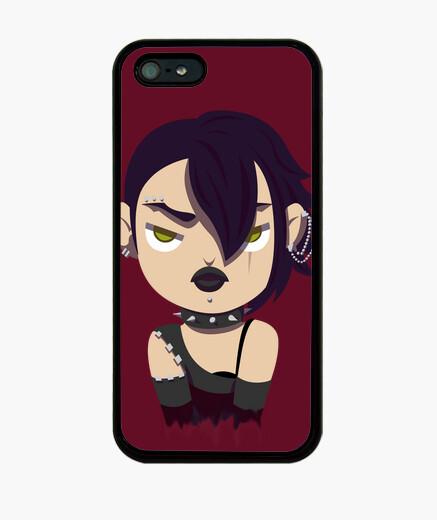 Coque iPhone  femme  gothique