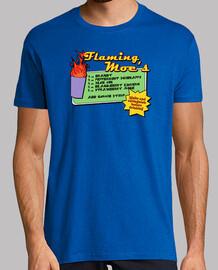 : flaming moe
