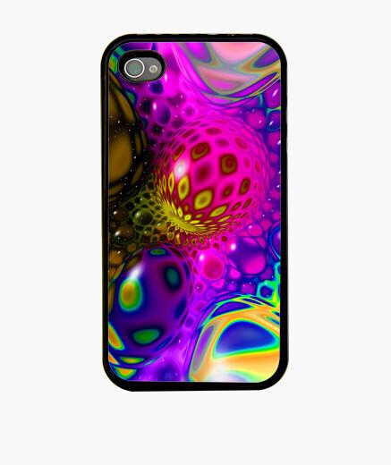 Funda iPhone  Funda Mandala multicolor
