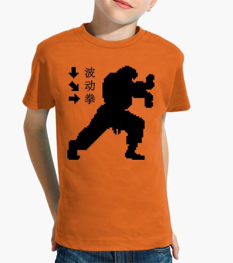 Ropa infantil 波动拳 Hadoken (NIÑOS)