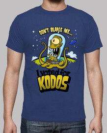 : I Voted for Kodos