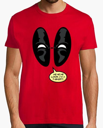 Tee-shirt  I'm a T-Shirt!