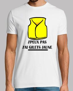 J'PEUX PAS J'AI  GILETS JAUNE
