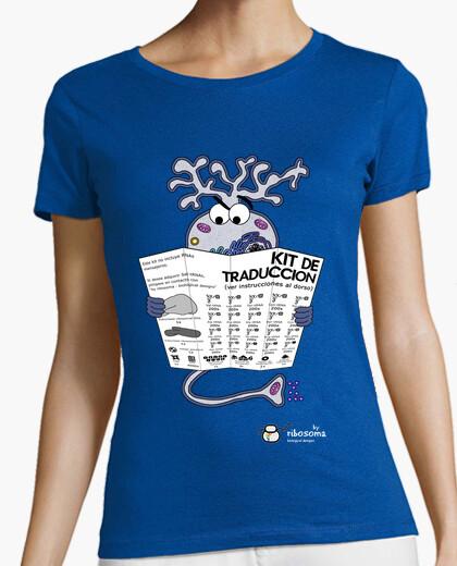 T-shirt · kit traduzione neurone