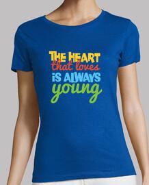 Le cœur qui aime est toujours jeune
