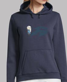 madre de dragones ( juego de tronos) - jersey con capucha