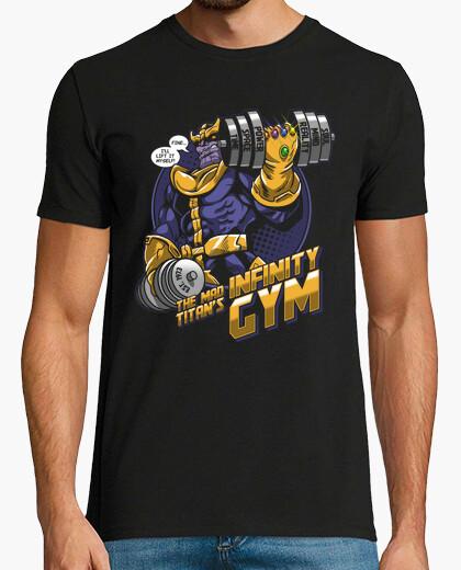 T-shirt  Palestra infinita 2.0