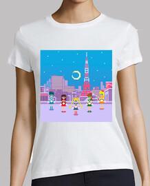 .: pixels minuscules. sailor moon