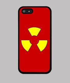 : radioactive man