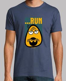 ... run