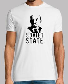 T-shirt  etat soviétique