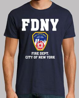 T-shirt  fdny mod.01