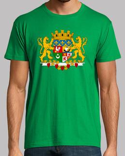 tee shirt   homme  grande ville d'oran armes