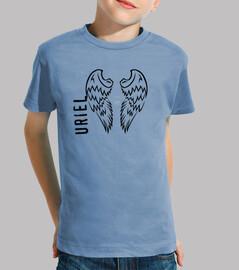 tee shirt  ailes de l'enfant tribale