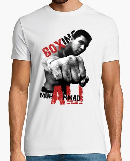 Mohamed Ali Tee Blanche Tee Shirt dWCrxBQoe