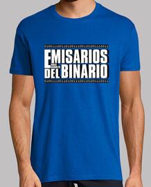 tee shirt  bleue emisarios3d