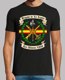 tee shirt  brigade légion mod.1