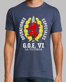 tee shirt  goe vu la victoire mod.2