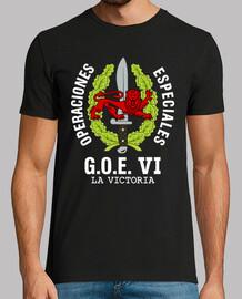 tee shirt  goe vu la victoire mod.3