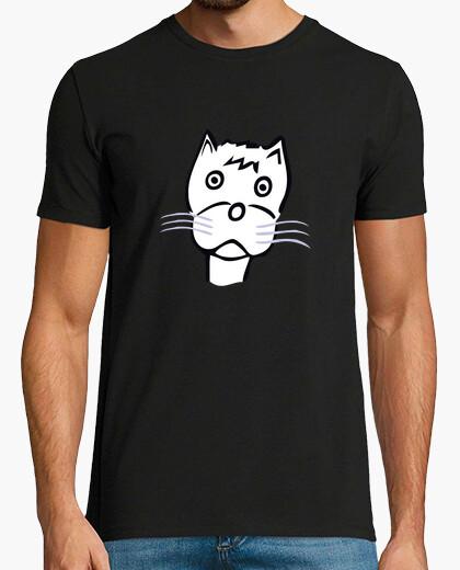 Tee-shirt  tee shirt  homme cat 5