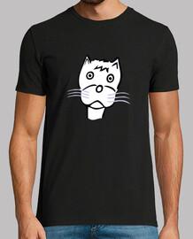 tee shirt  homme cat 5
