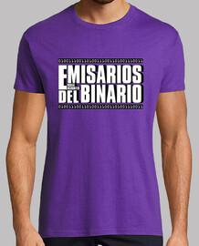 tee shirt  mauve emisarios3d