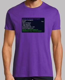tee shirt  monde épique de warcraft