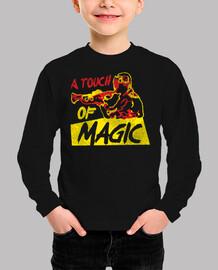 un toque mágico