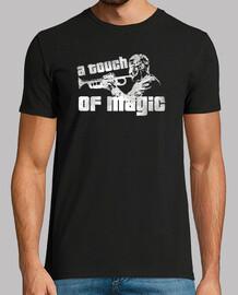 une touche de magie