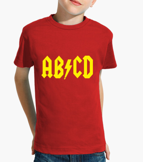 A b c d children's clothes