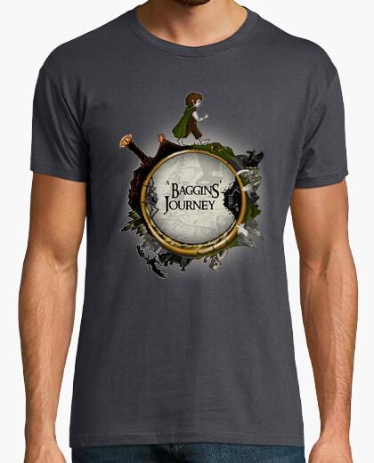 Camiseta A baggins journey