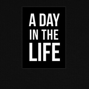 Camisetas A day in the life