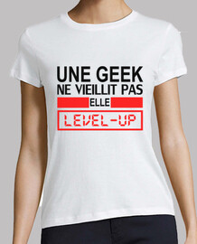 a geek does not age it level up