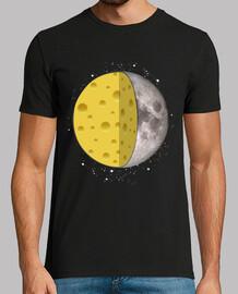 à la lune cheesy.