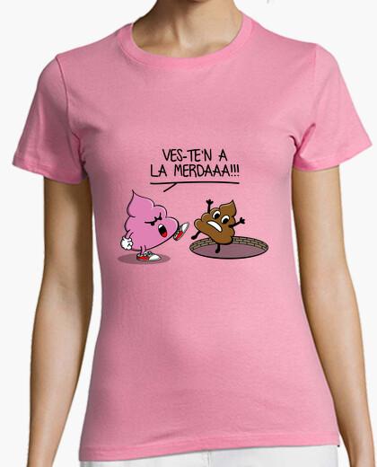 Camiseta A la merdaaa