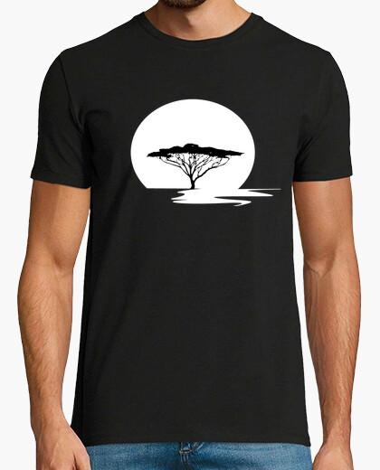 Camiseta A la sombra de la Luna