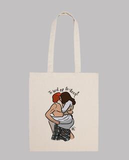 a letto o per sleep - outlander bag