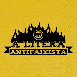 T-shirt A Litera Antifaixista